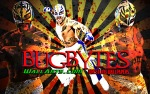 New! BWA Wrestling Banners Wallpaper!