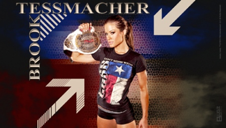 TNA KO Brooke Tessmacher Wallpaper