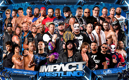 2013 Impact Roster Wallpaper (Preview)