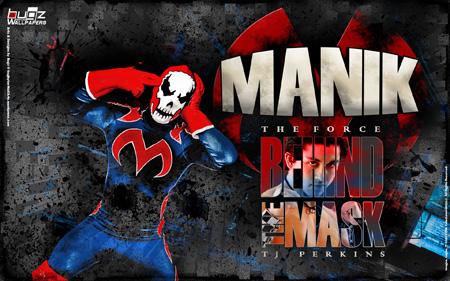Manik-TJ Perkins Wallpaper (Preview)